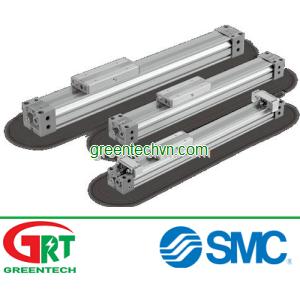 Pneumatic cylinder / double-acting / rodless   MY1B-Z series SMC Pneumatic   SMC Vietnam