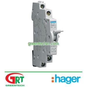 MZ-204 | MZ204 Hager | Cuộn ngắt tự động Hager MZ-204 | Shunt | Hager Vietnam | Greentech Viet nam
