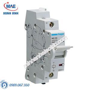 Thiết bị đóng cắt Hager (MCB) - Model MZ206