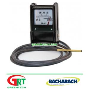 MZF Draft Gauge | 0013-7019 | +0.05 to -0.25 inH2O | Máy đo dự tính | Bacharach Vietnam