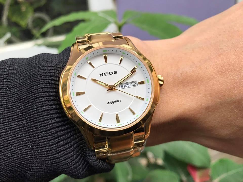 đồng hồ nam neos n-30724m - 2kt chính hãng | hieutin.com
