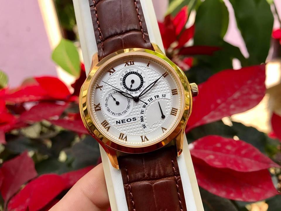 đồng hồ nam neos n-30724m - lkt chính hãng