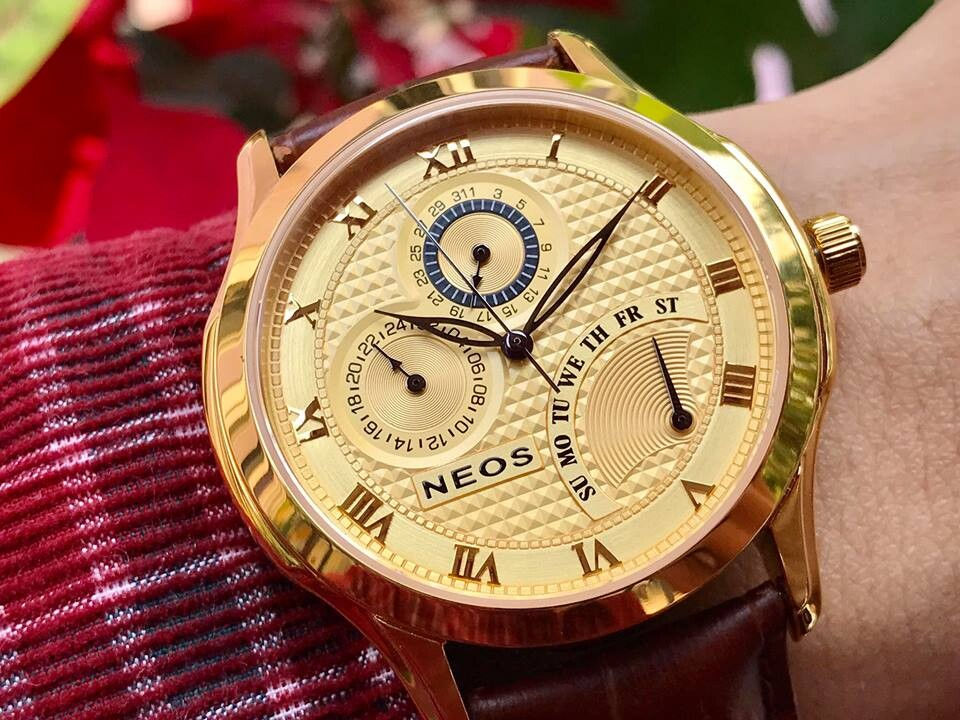 Đồng hồ nam chính hãng Neos N-30724M - lkv - 1