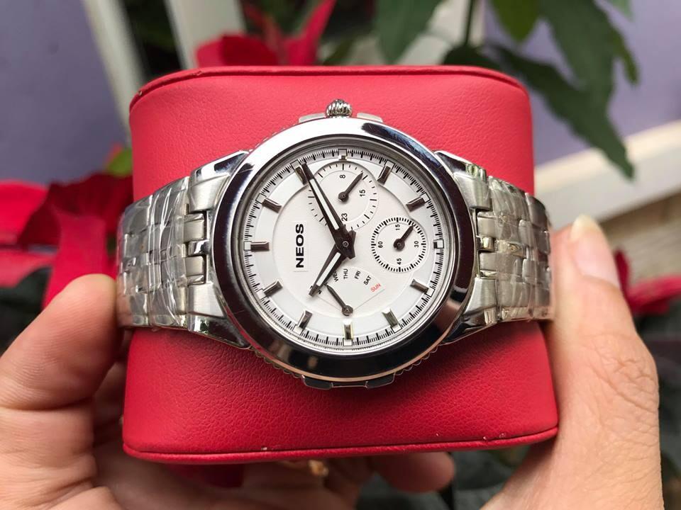 Đồng hồ nam neos n-30790m - sst chính hãng