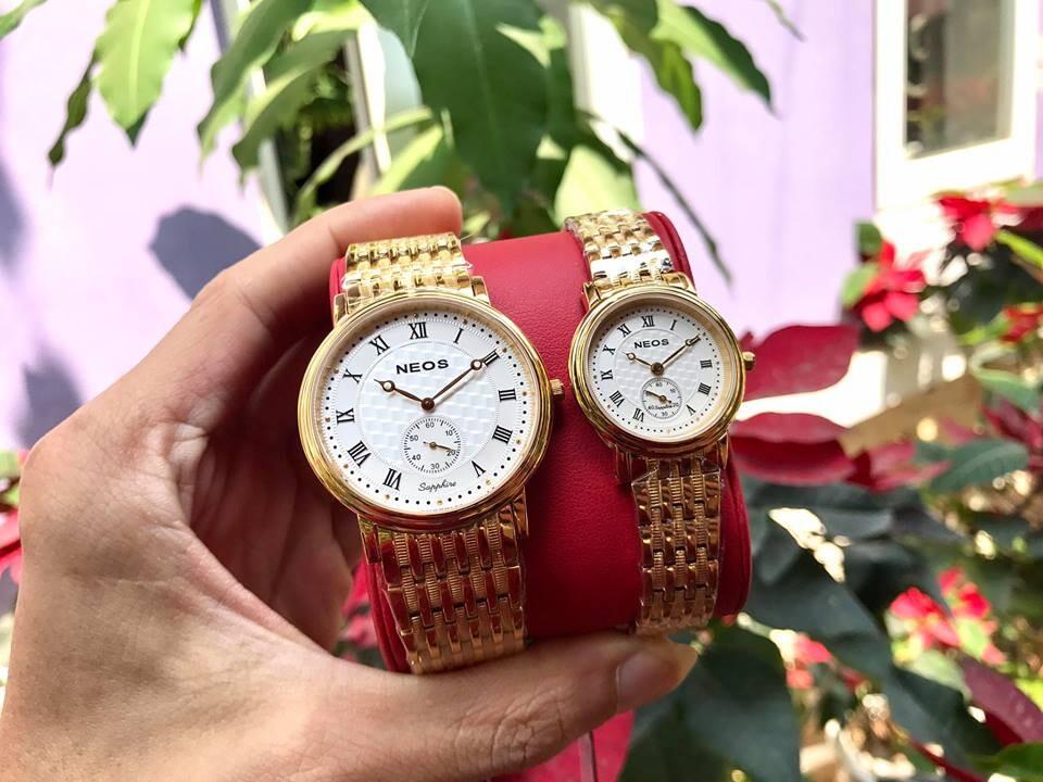 đồng hồ đôi neos n-30851m - kt chính hãng | hieutin.com