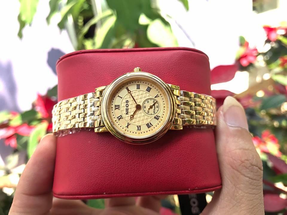 Đồng hồ nữ neos n-30851l - kv chính hãng