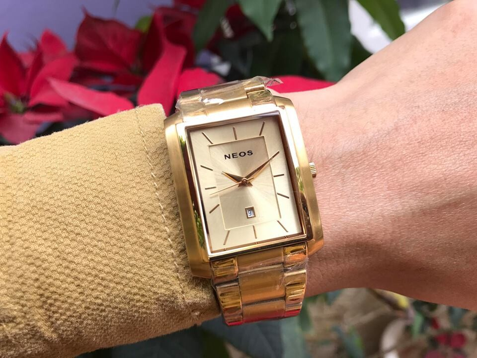 đồng hồ nam neos n-30856m - kv chính hãng   hieutin.com
