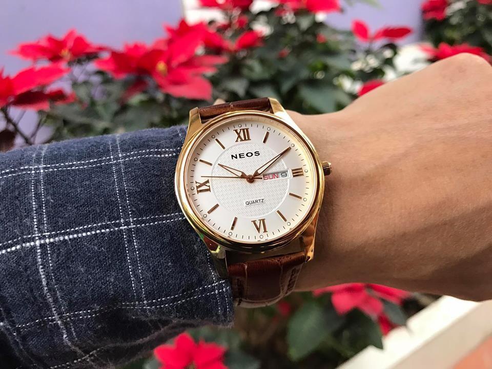 đồng hồ nam neos n-30869m - lbkt chính hãng | hieutin.com