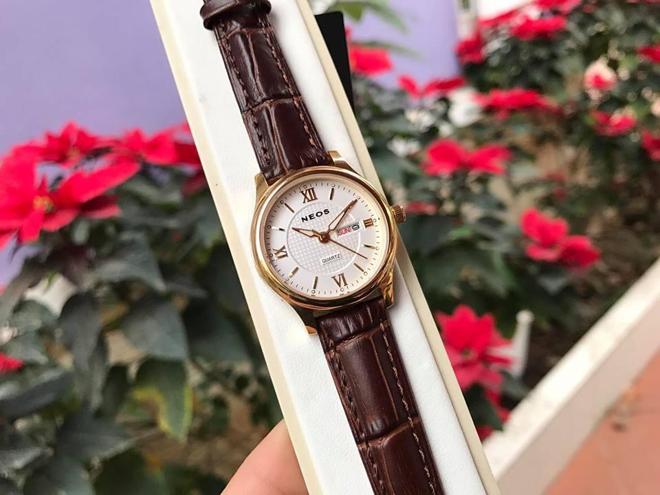 đồng hồ nữ neos n-30869m - lbkt chính hãng   hieutin.com