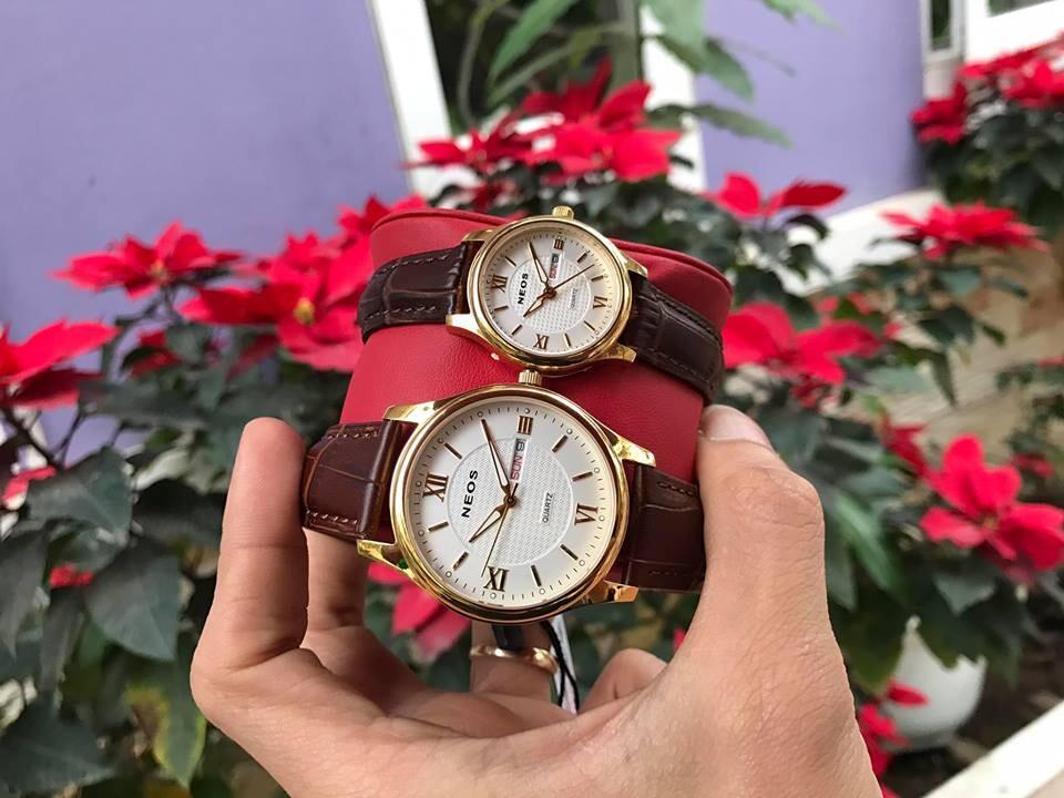 đồng hồ đôi neos n-30869