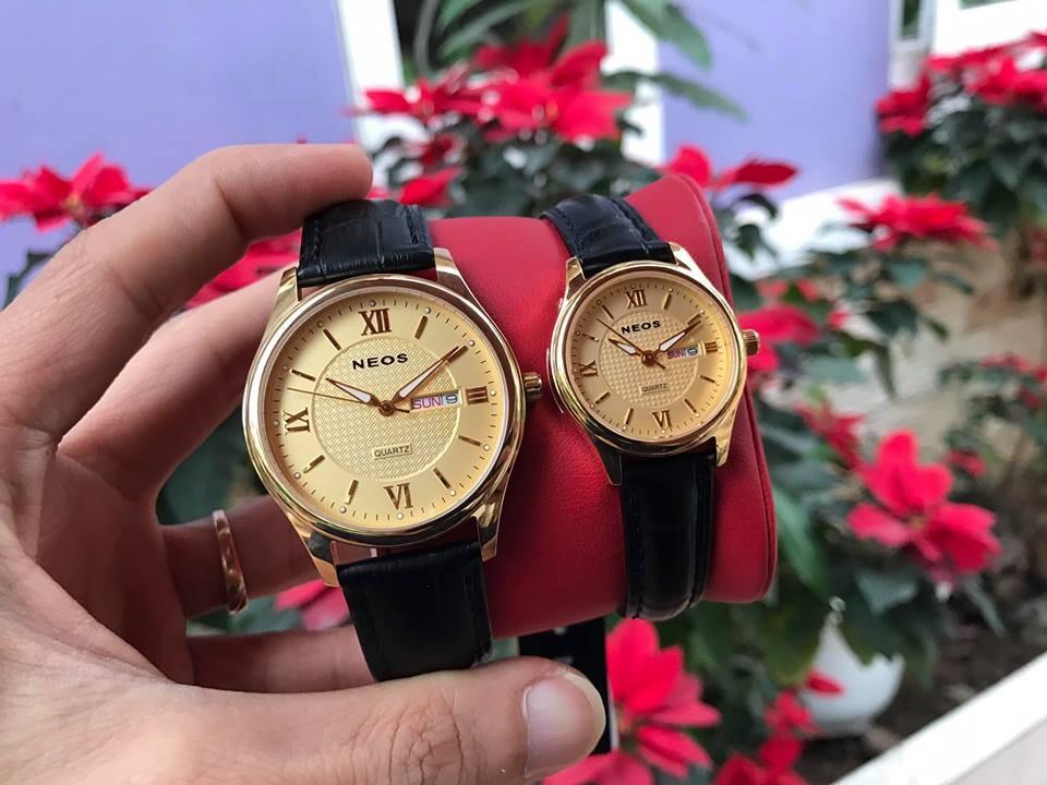 đồng hồ đôi neos n-30869 - ldkv chính hãng | hieutin.com