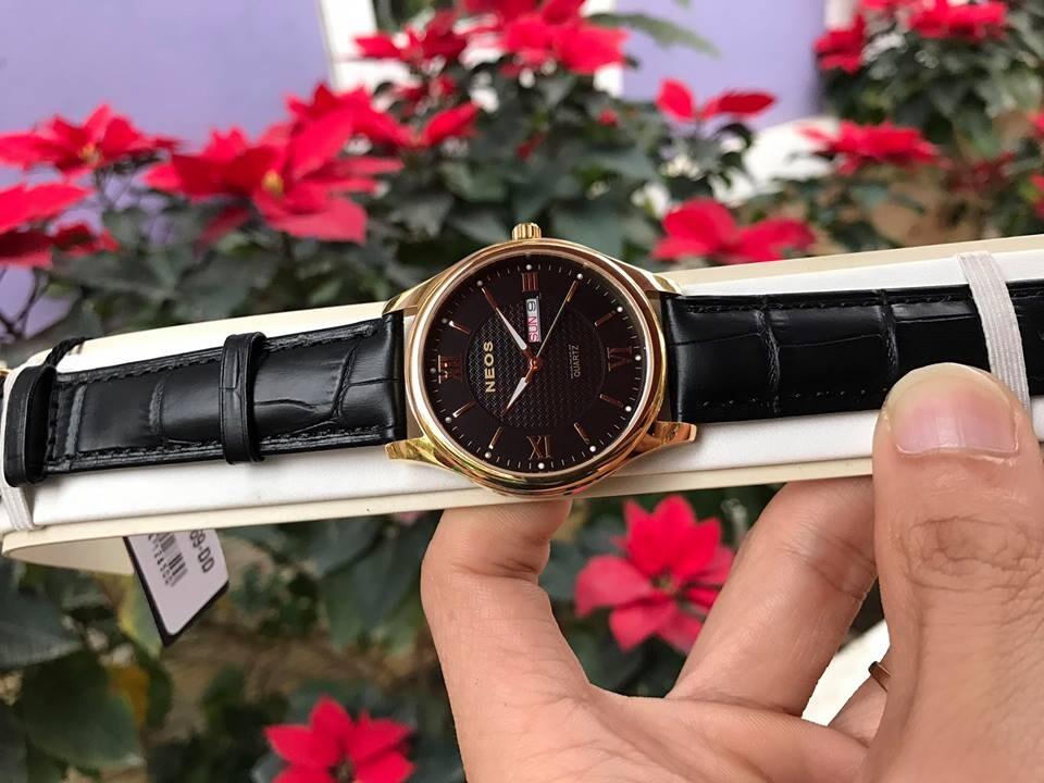 Đồng hồ nam neos n-30869m - ldkd chính hãng
