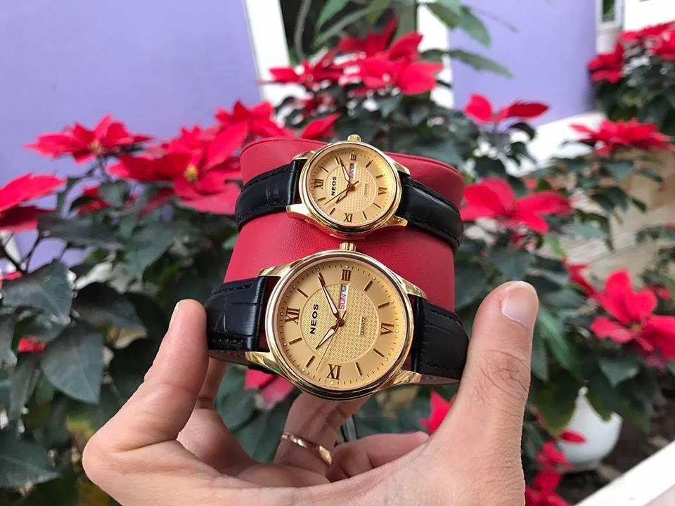 Đồng hồ đôi neos n-30869 - ldkv chính hãng