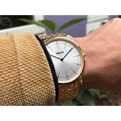Neos watch Ultrathin N-30889m - fg7AK