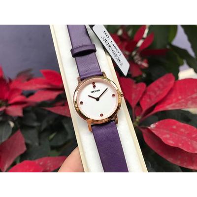 Đồng hồ nữ Neos N-40577L - 2lvkrt chính hãng