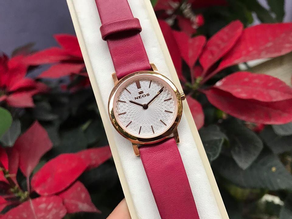 Đồng hồ nữ Neos N-40577L - lpkrt chính hãng