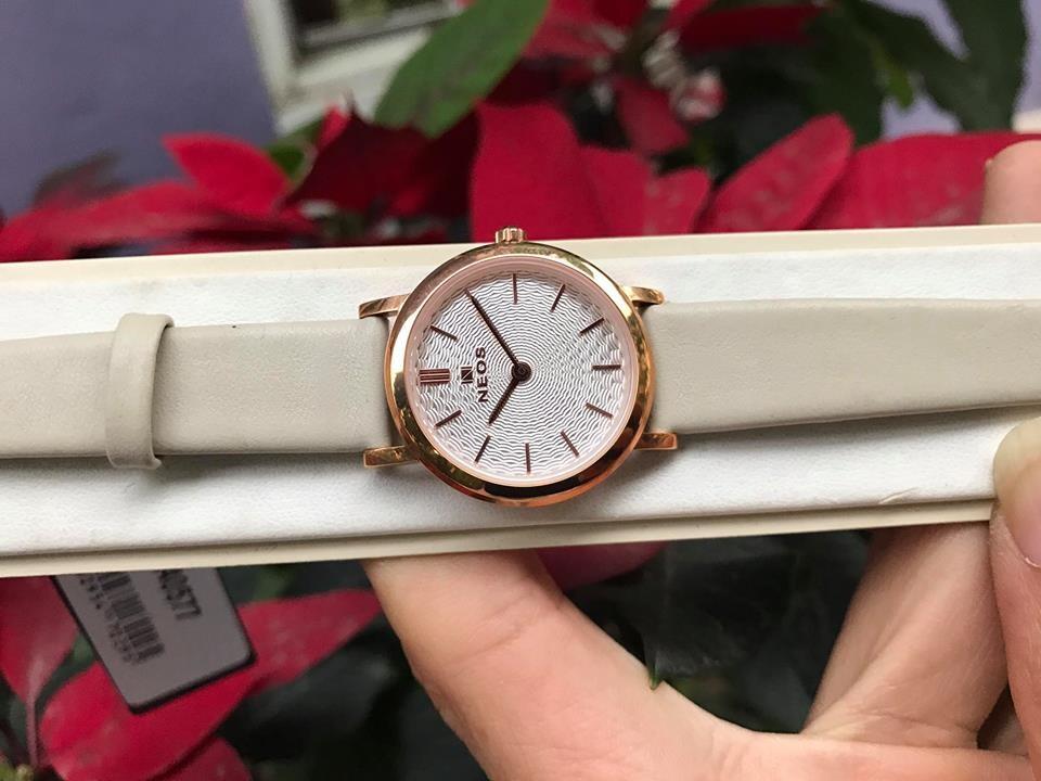 Đồng hồ nữ Neos N-40577L - lwkrt chính hãng