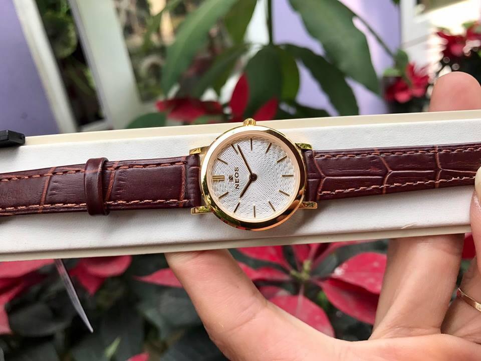 Đồng hồ nữ Neos N-40577L - lkt chính hãng