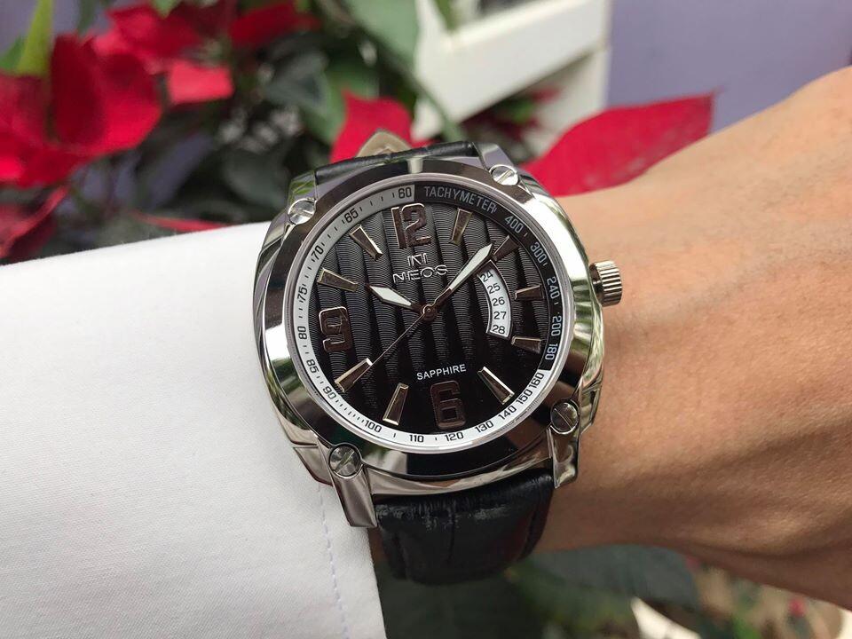 đồng hồ nam neos n-40636m - lst chính hãng   hieutin.com