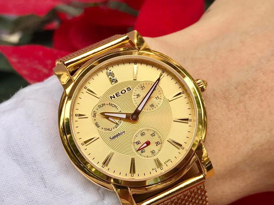 Đồng hồ nam chính hãng Neos N-40642m - kv