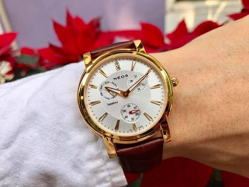 Đồng hồ nam chính hãng neos n-40642m - lkt