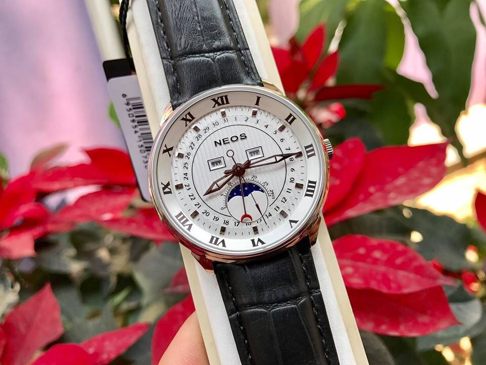 đồng hồ nam neos n-40668m - lsst chính hãng | hieutin.com