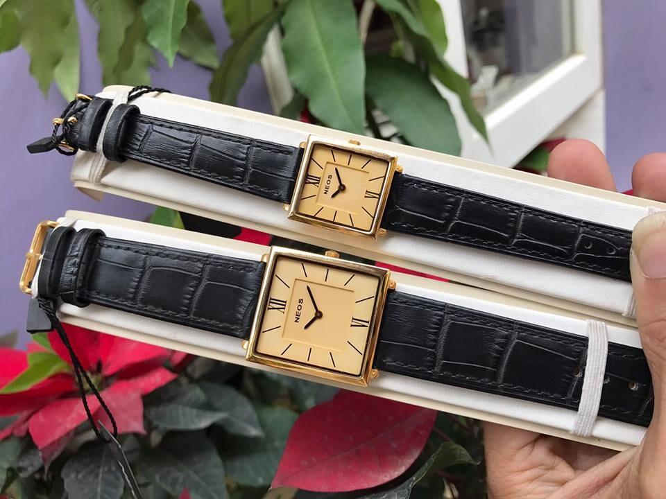 đồng hồ đôi neos n-40674m