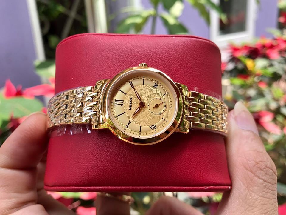 Đồng hồ nữ neos n-40675l - kv chính hãng