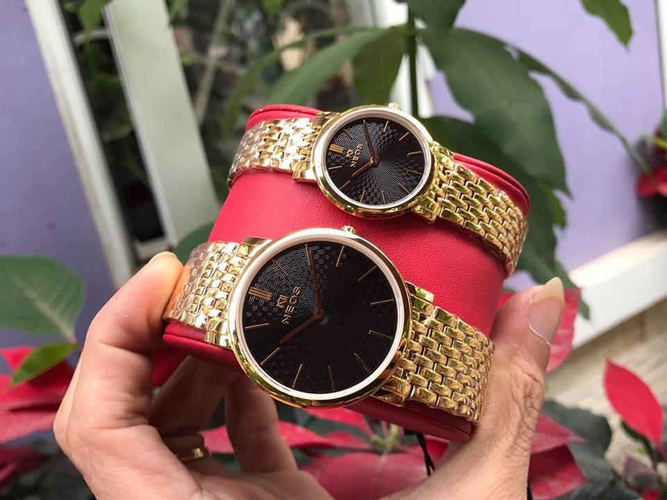 đồng hồ đôi neos n-40577 - kd chính hãng   hieutin.com