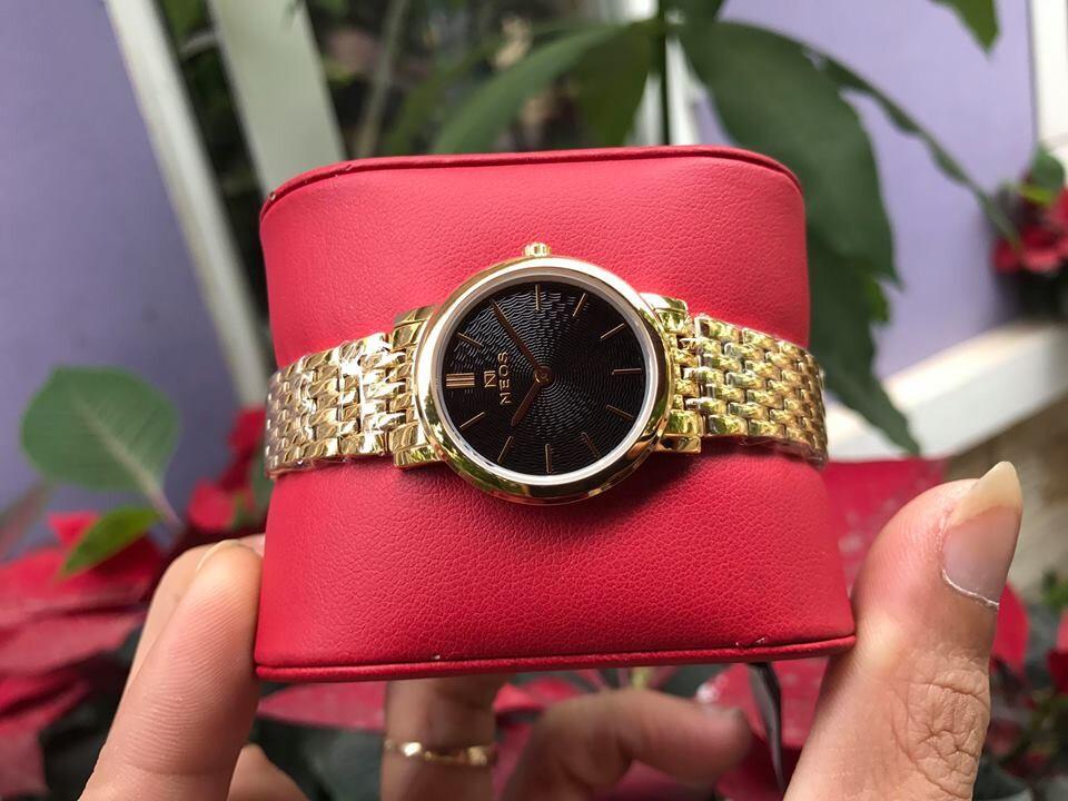 đồng hồ nữ neos n-40577l - kd chính hãng | hieutin.com