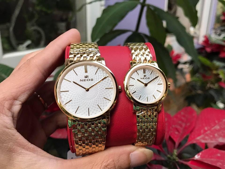 đồng hồ đôi neos n-40577