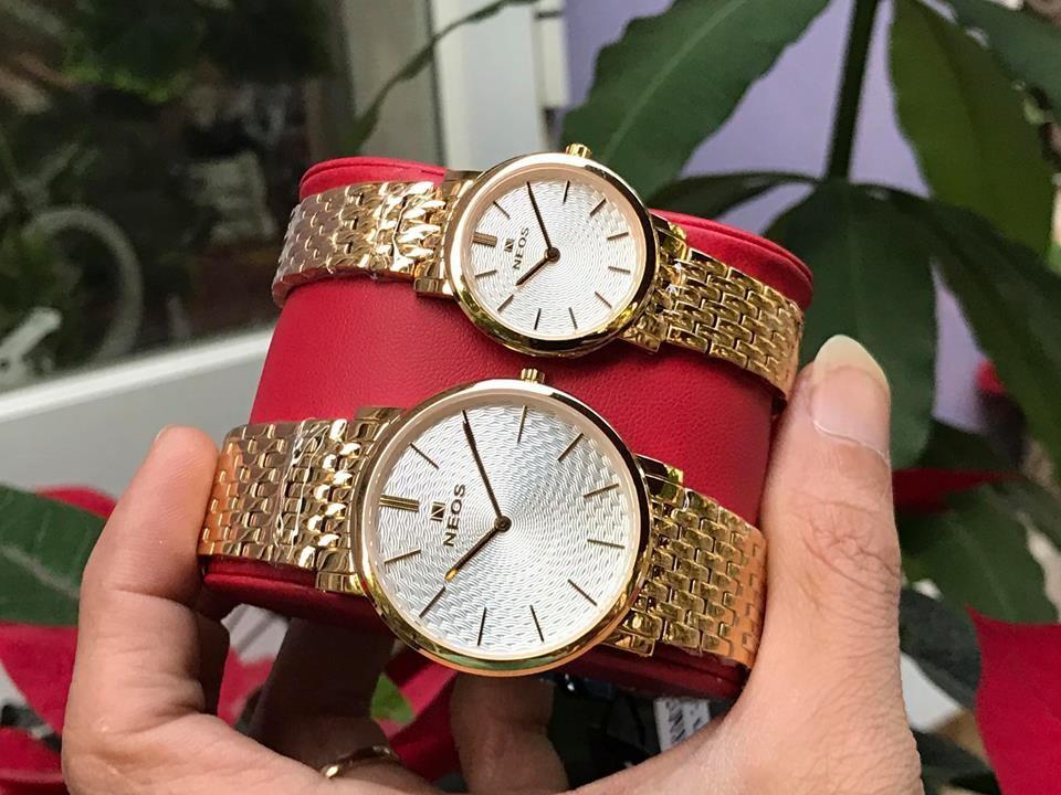 đồng hồ đôi neos n-40577 - kt chính hãng | hieutin.com