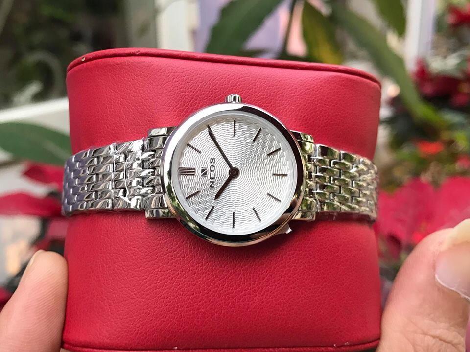 Đồng hồ nữ neos n-40577l - sst chính hãng