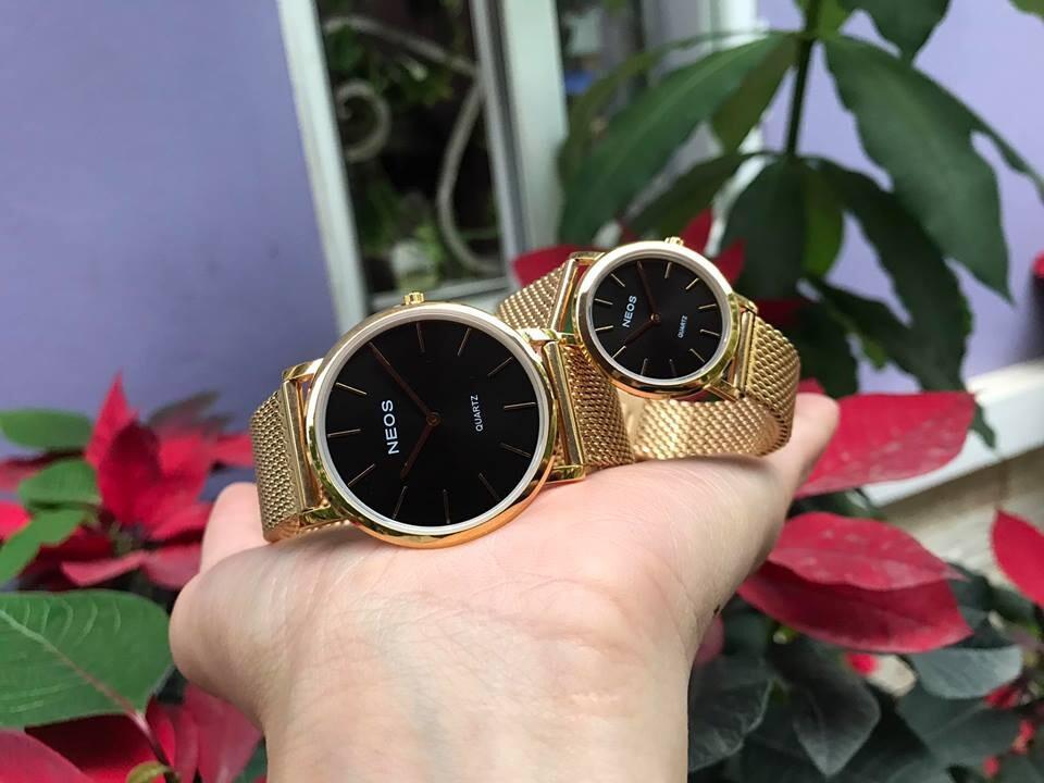 đồng hồ đôi neos n-40685