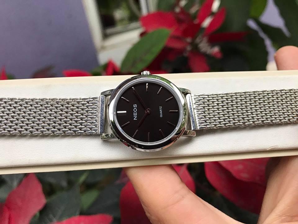 đồng hồ nữ neos n-40685l - ssd chính hãng | hieutin.com