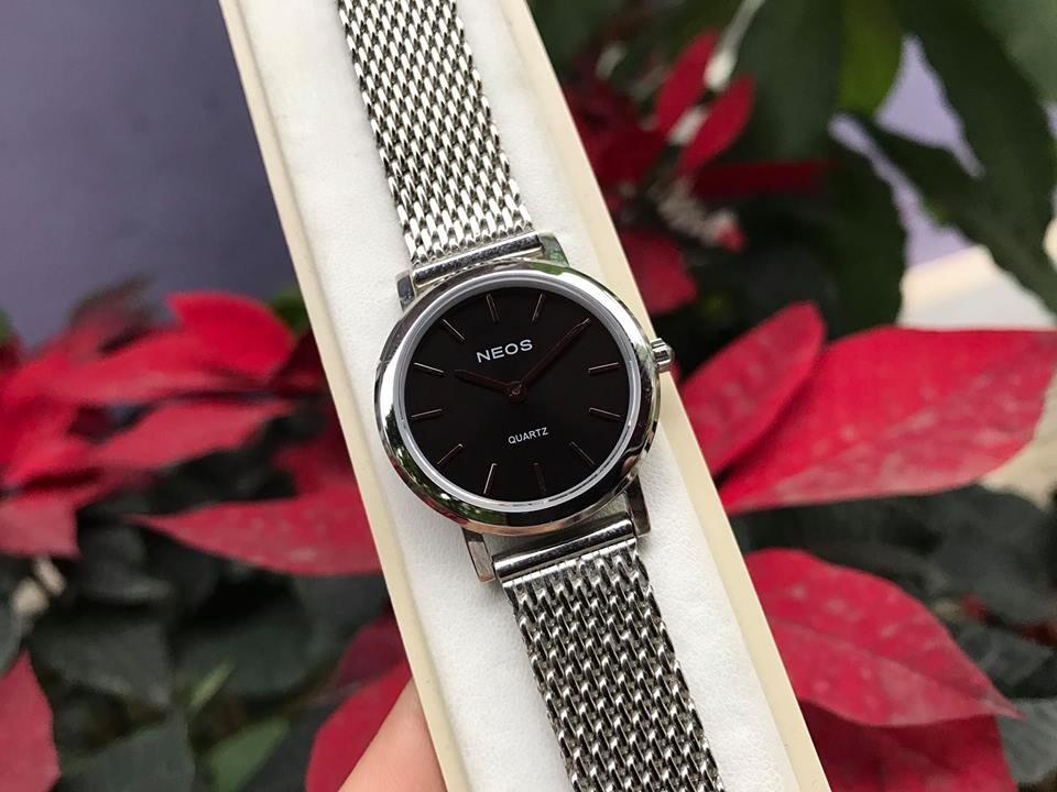 đồng hồ nữ neos n-40685l - ssd chính hãng
