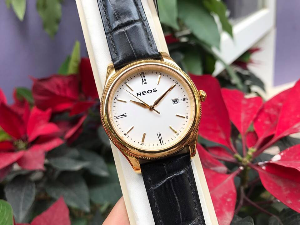 đồng hồ nam neos n-40702m - lkt chính hãng   hieutin.com