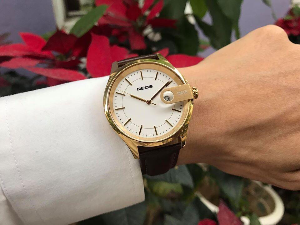 đồng hồ nam neos n-40715m - lkt chính hãng | hieutin.com