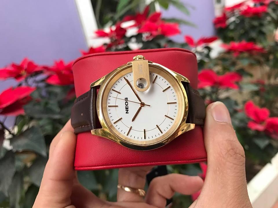 Đồng hồ nam neos n-40715m - lkt chính hãng