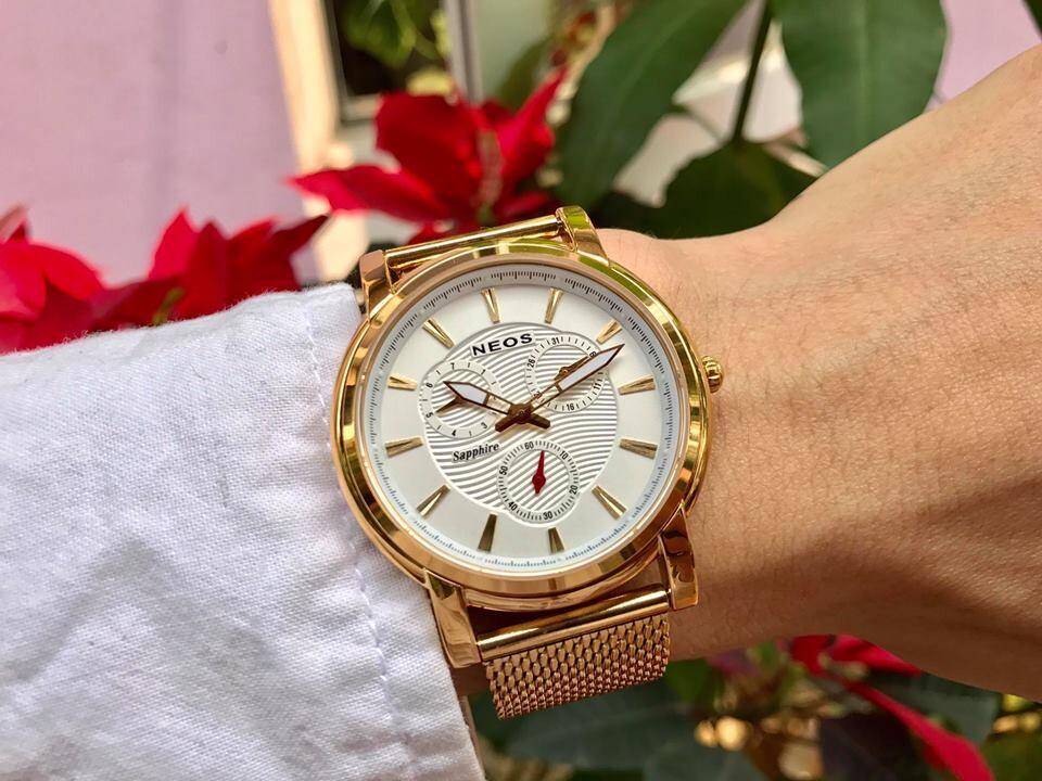 Đồng hồ nam chính hãng neos n-40722m -ckt