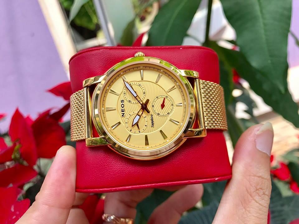 Đồng hồ nam chính hãng neos n-40722m -ckv