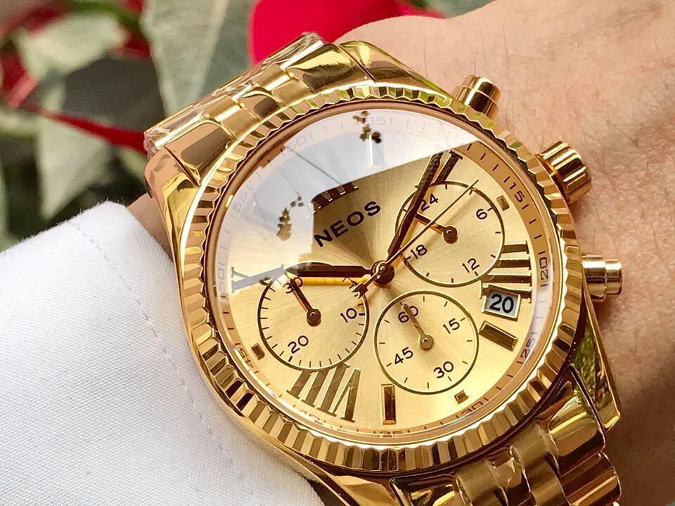 Đồng hồ nam Neos N-50547m - kv chính hãng