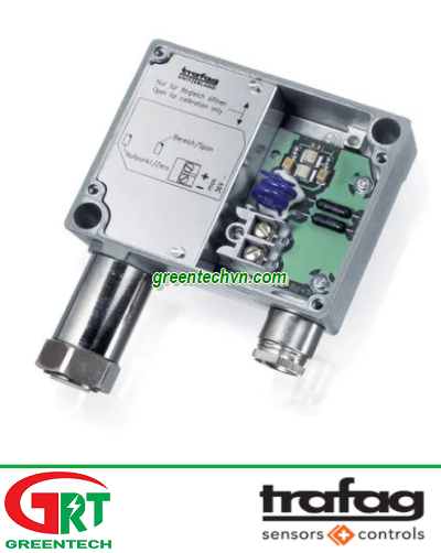 N 8202   Relative pressure sensor   Cảm biến áp suất tương đối   Trafag Việt Nam