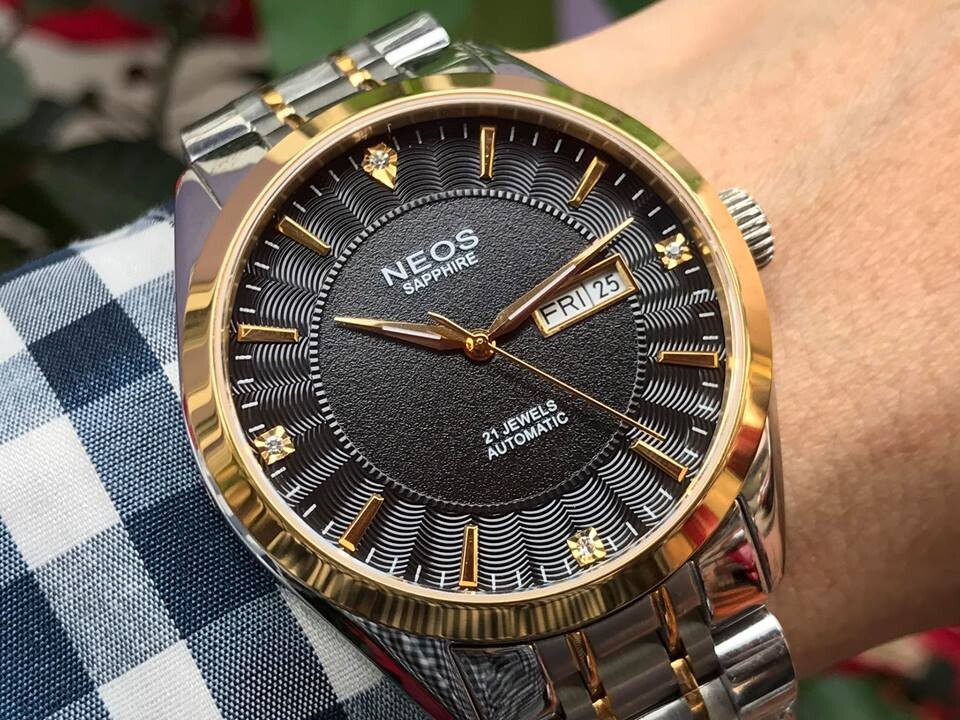 đồng hồ neos m-90105