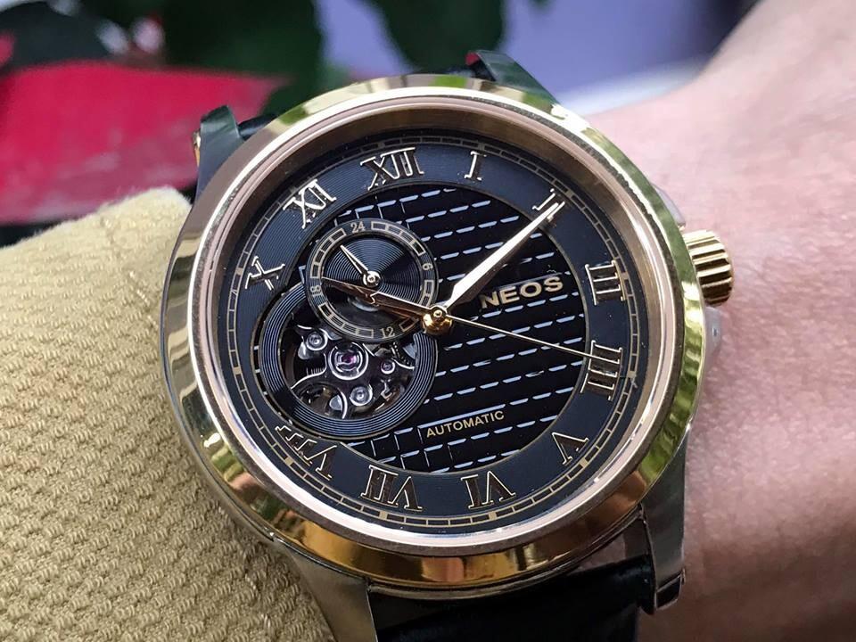 đồng hồ neos m-90110