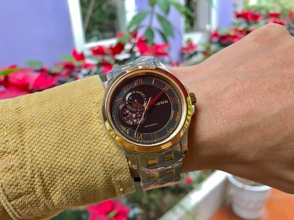 đồng hồ nam Neos M-90110 - askd chính hãng   hieutin.com
