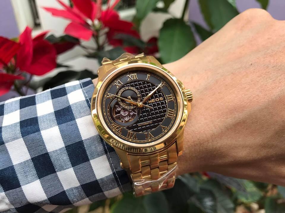 Đồng hồ nam Neos N-90110m - akd chính hãng