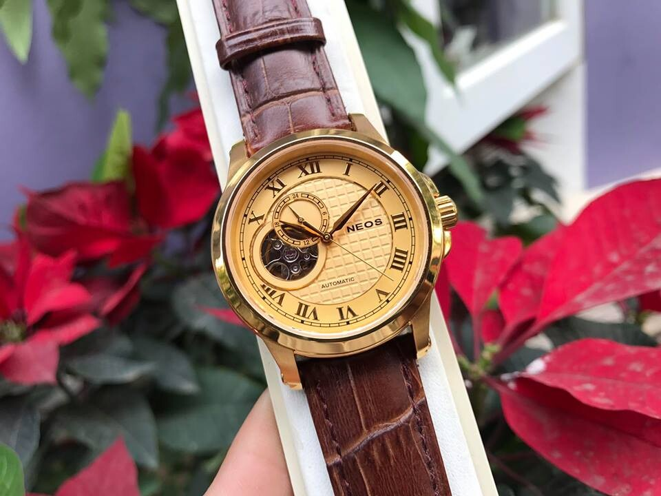 Đồng hồ nam Neos N-90110m - alkv chính hãng