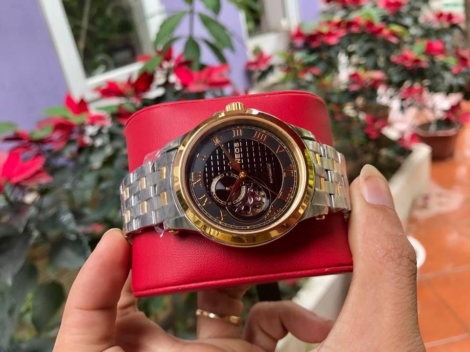 Đồng hồ nam tự động Neos - M90110 - askd chính hãng