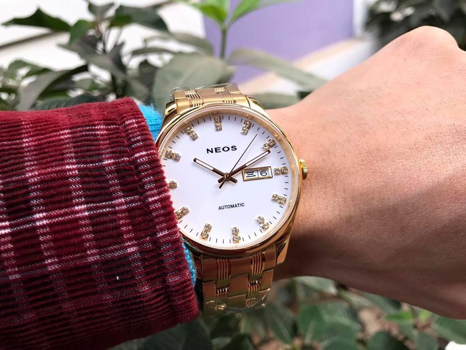 Đồng hồ nam neos m-90118 - akt chính hãng